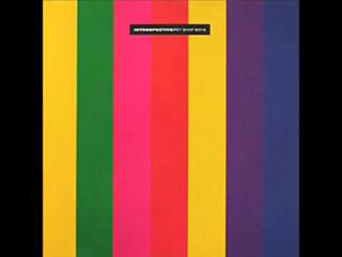 Pet Shop Boys  -  I'm Not Scared