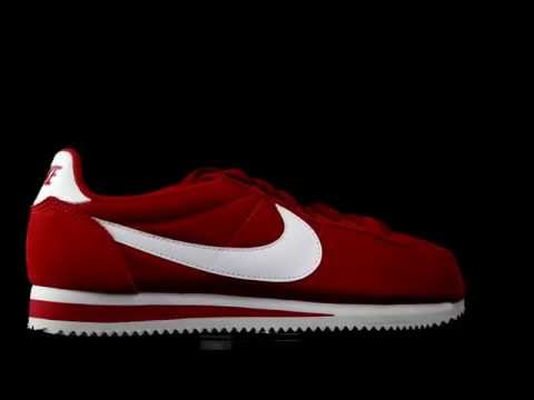 buy popular b94a9 1da2b Nike Cortez Classic red.