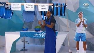 PODE CHEGAR, FREGUÊS! DENÍLSON MONTA FEIRA E ALOPRA RENATA! | JOGO ABERTO