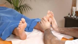 Come massaggiare i piedi - Corso professionale