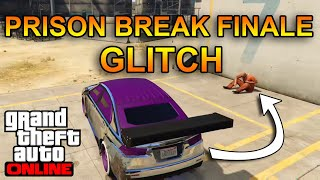 GTA 5 Prison Break Heist Glitch (Armored Kuruma) *Criminal Mastermind, Elite Challenge*