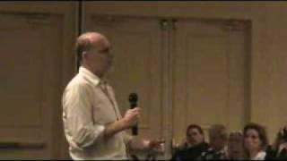 Ethan Nadelmann at NORML CON 2008 Pot and Politics panel