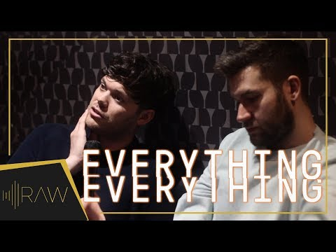 Everything Everything on A Deeper Sea, New Music and Songwriting | RAW Interviews
