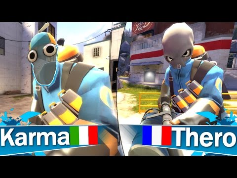 iksD | TF2 Frag Clip of the Day #654 Karma, Thero