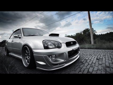 Tyler's Slammed Subaru WRX