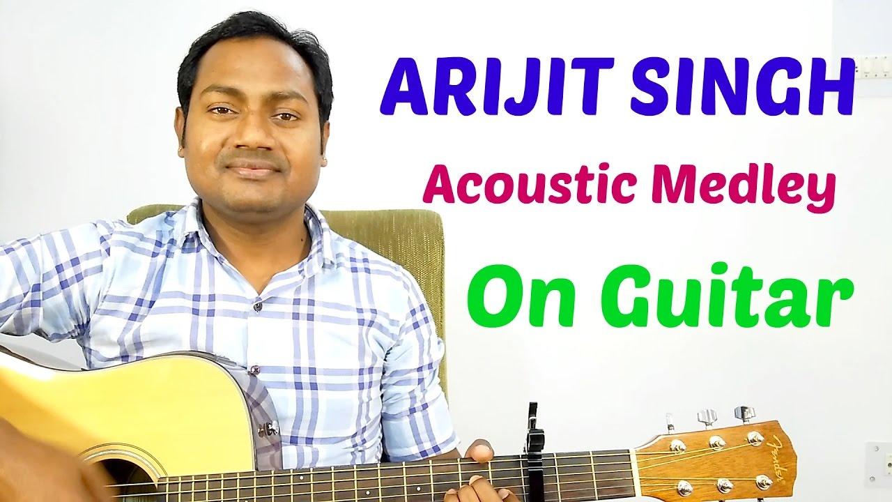 Chords for Khamoshiyan - Arijit Singh (Acoustic Guitar Cover)