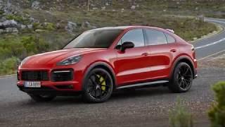 Porsche Cayenne Coupe (2020) - Дикий Внедорожник!