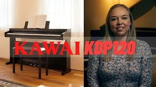 Is the Kawai KDP120 a good option for you?