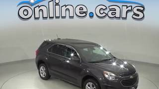 A99675PT Used 2016 Chevrolet Equinox LS AWD SUV Test Drive, Review, For Sale