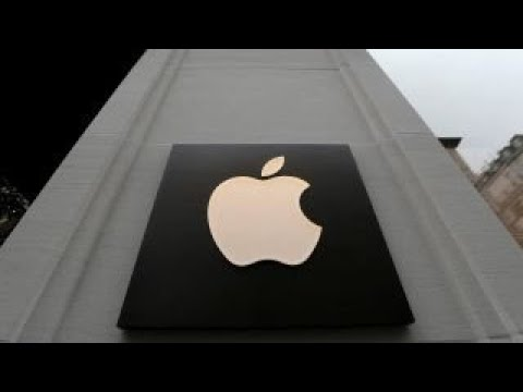 Apple shares tumble after the company lowered its revenue guidance
