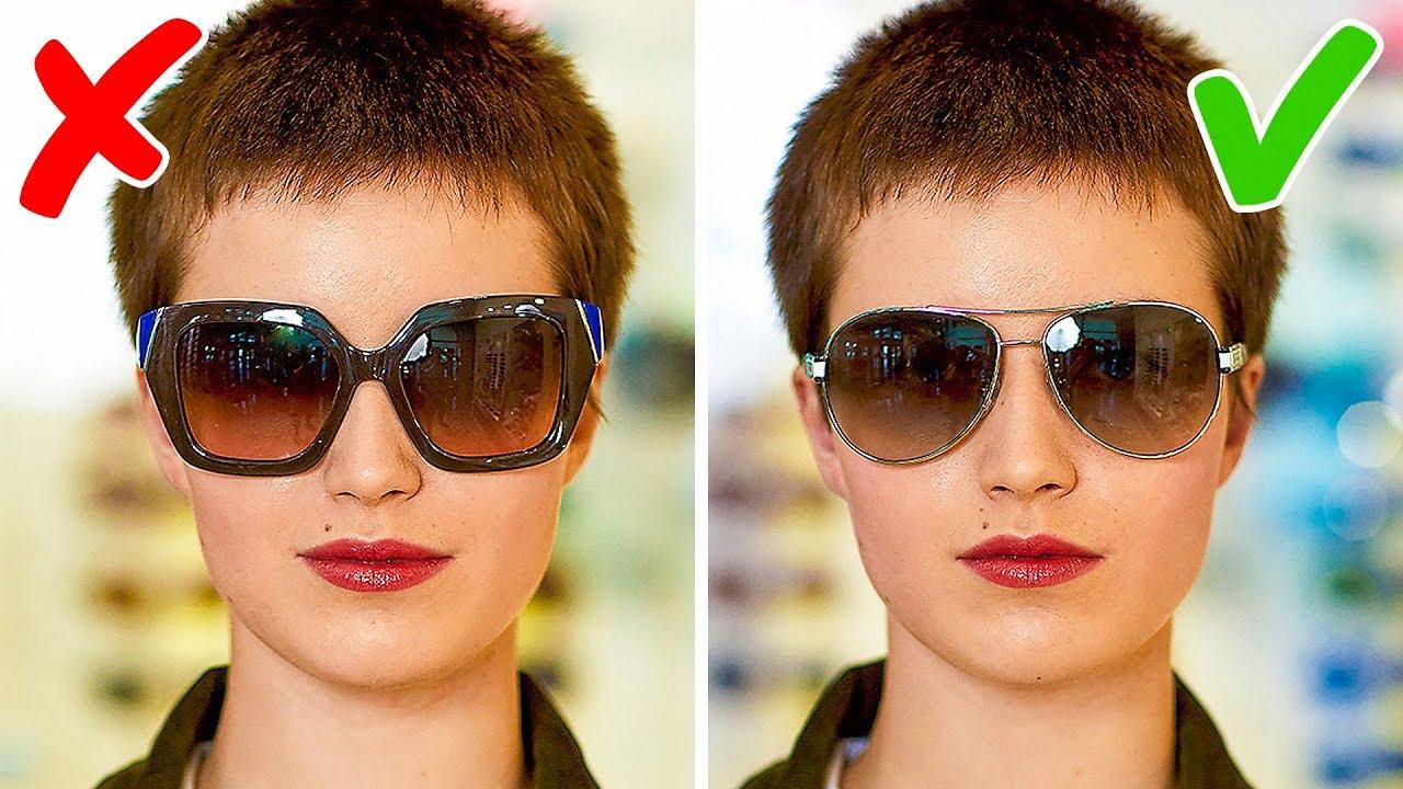 2d3c2ca2d دليلكِ لاختيار النظارة الشمسية الملائمة لوجهكِ - YouTube