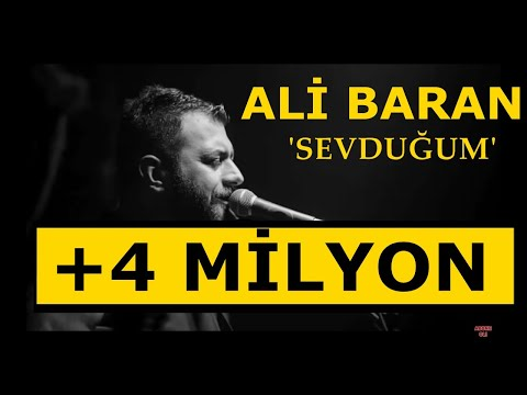 Ali Baran - Sevduğum (Official Audio)