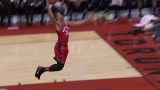Raptors Highlights: Powell Takes Flight - January 30, 2018