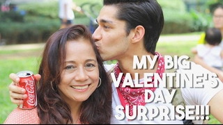 The Best Valentine's Date Ever - MY FILIPINO MOM