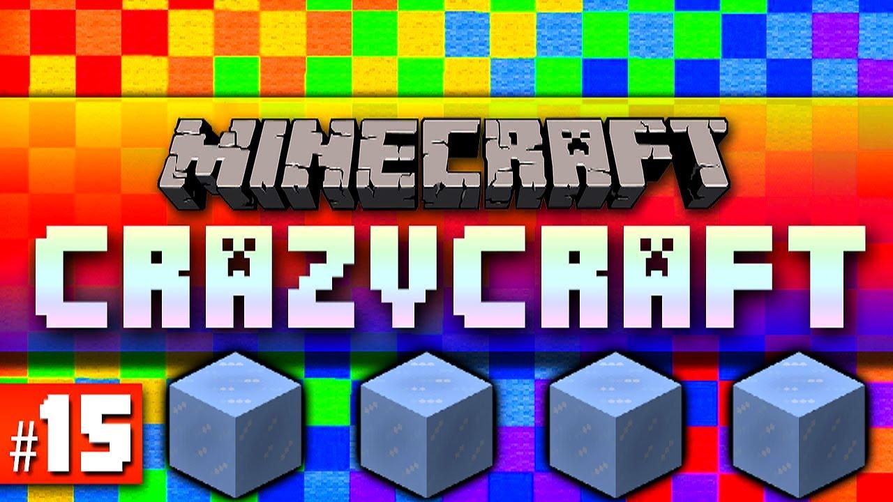 Minecraft Crazy Craft Modpack