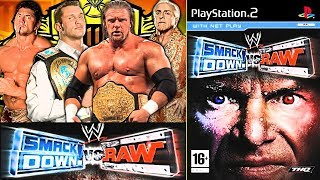 You FORGOT About This WWE Game! | WWE SmackDown Vs RAW!