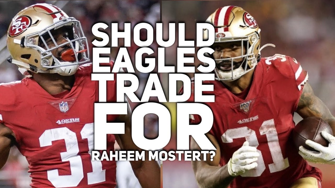 Should Eagles Trade For Raheem Mostert l A Familiar Face Coming Back To Philly l Trade Deal?