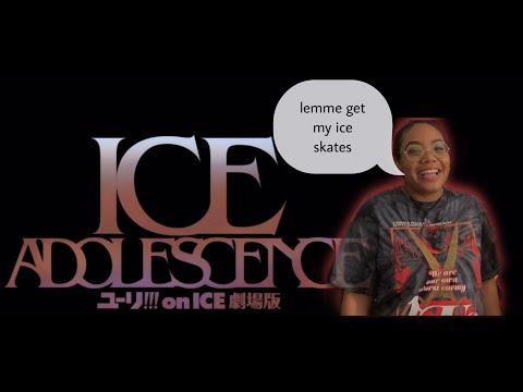 Yuri!!! on Ice: ICE ADOLESCENCE Trailer REACTION