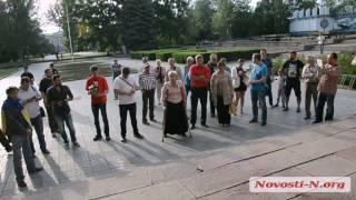 Видео Новости-N: Активисты облили соком ОГА(, 2016-05-24T16:29:28.000Z)