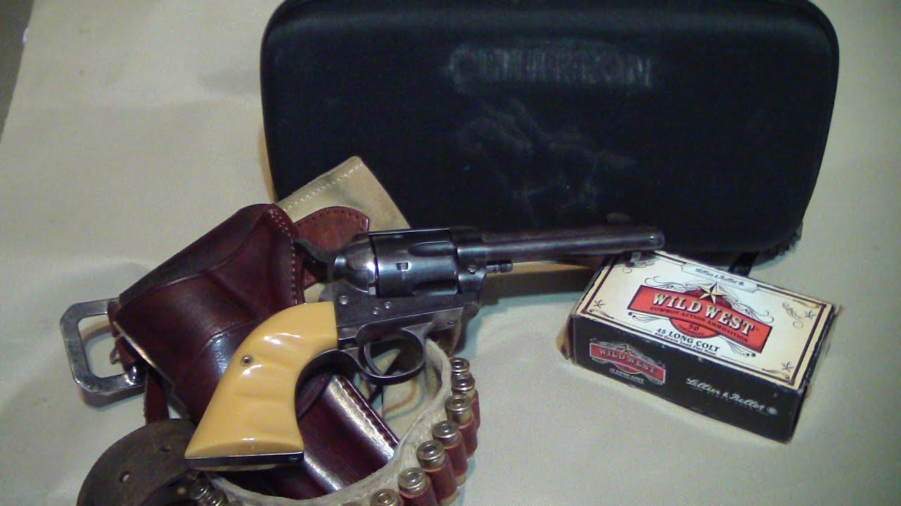 cimarron frontier model vs rooster shooter model 45 long colt BATJAC J W