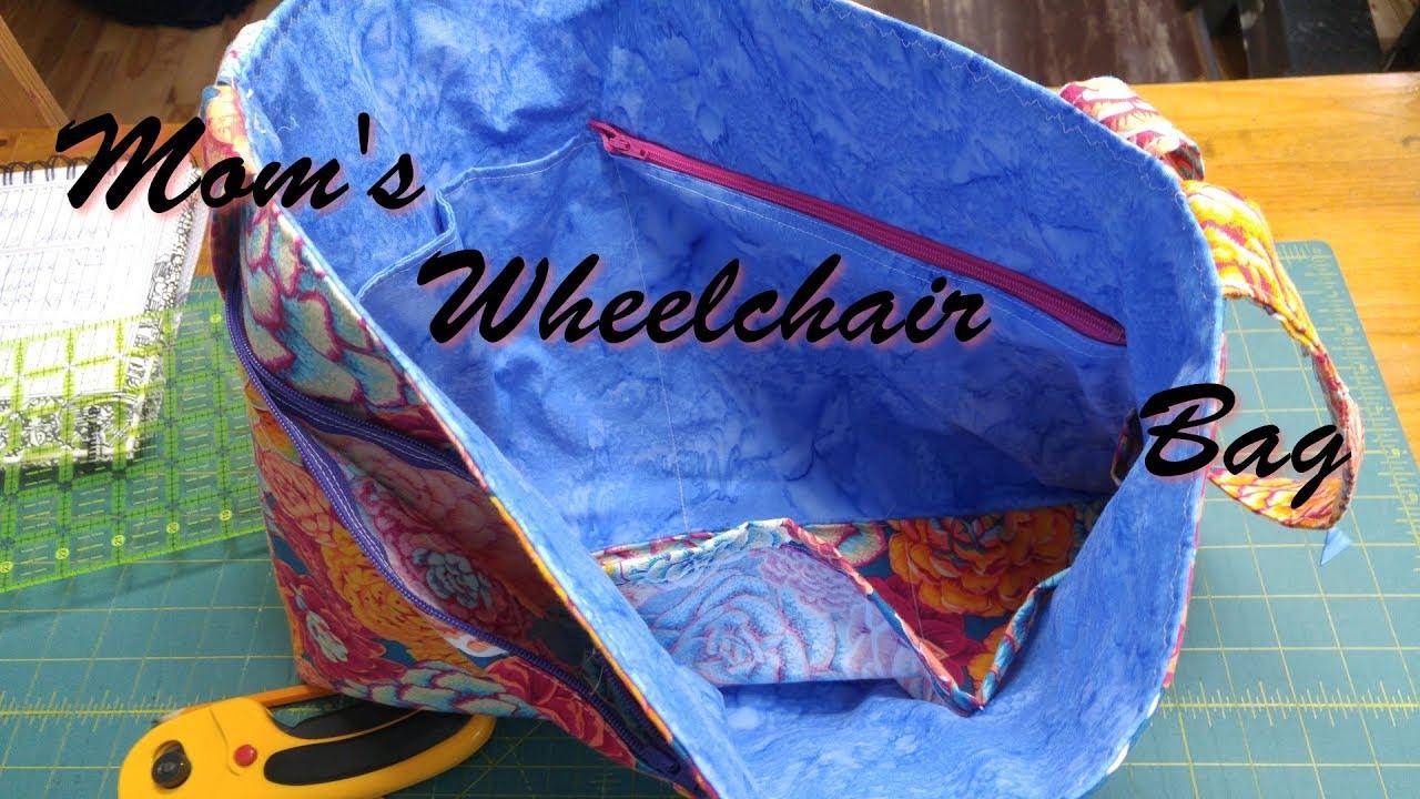 Moms Wheelchair Bag