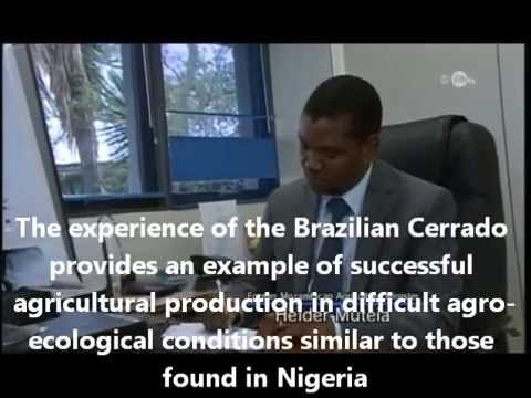 Green Revolution 1 - if Brazil can do it, Nigeria can do it also