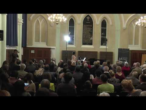 """Lonely Sail""  Performed By Aiman Mussakajayeva (Айман Мусаходжаева) And N. Sokolovskaya"