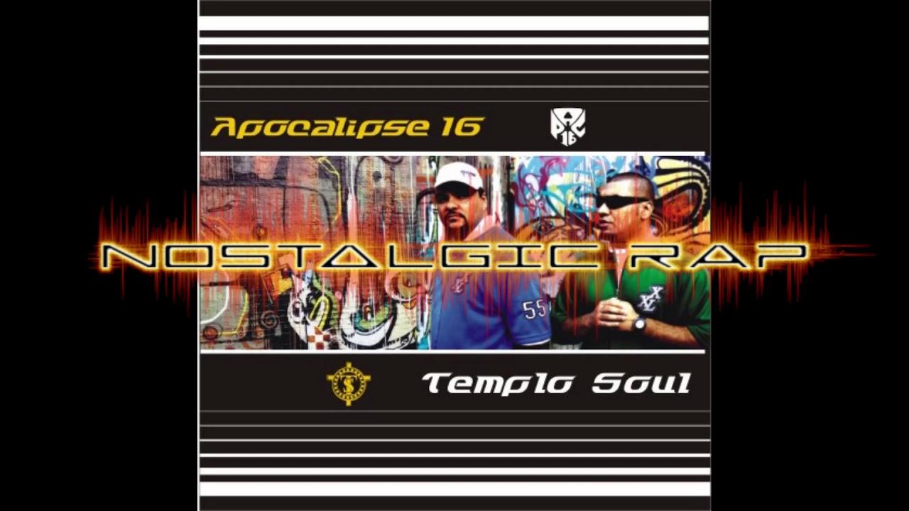 Apocalipse 16 - APC 16 e Templo Soul (2006) - Discografia Completa