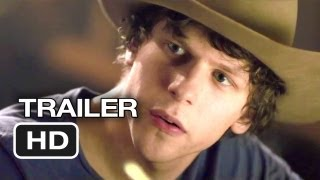 Free Samples Official Trailer #1 (2013) - Jesse Eisenberg, Jess Weixler Movie HD