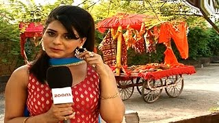Poonam Preet AKA Bindu From 'Ek Tha Raja Ek Thi Rani' Loves  Earrings | #TellyTopUp