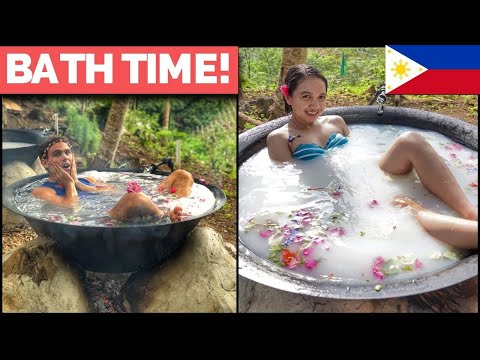 FILIPINA AND VLOGGER TAKE A HOT BATH (How Did This Happen?) from YouTube · Duration:  19 minutes 4 seconds