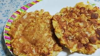 Easy and tasty Bread omlette