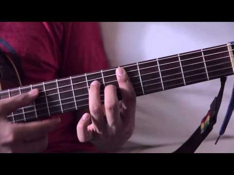 Guitar Instructionals - Lagu (Bedroom Sanctuary) Travel Video