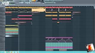 Ravefield - Thomas Newson Fl studio remake (FLP Melody + Drop)