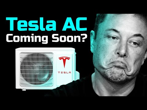 Tesla's Secret Plan: HVAC Products for Homes (Heating, Ventilation & Air Conditioning)