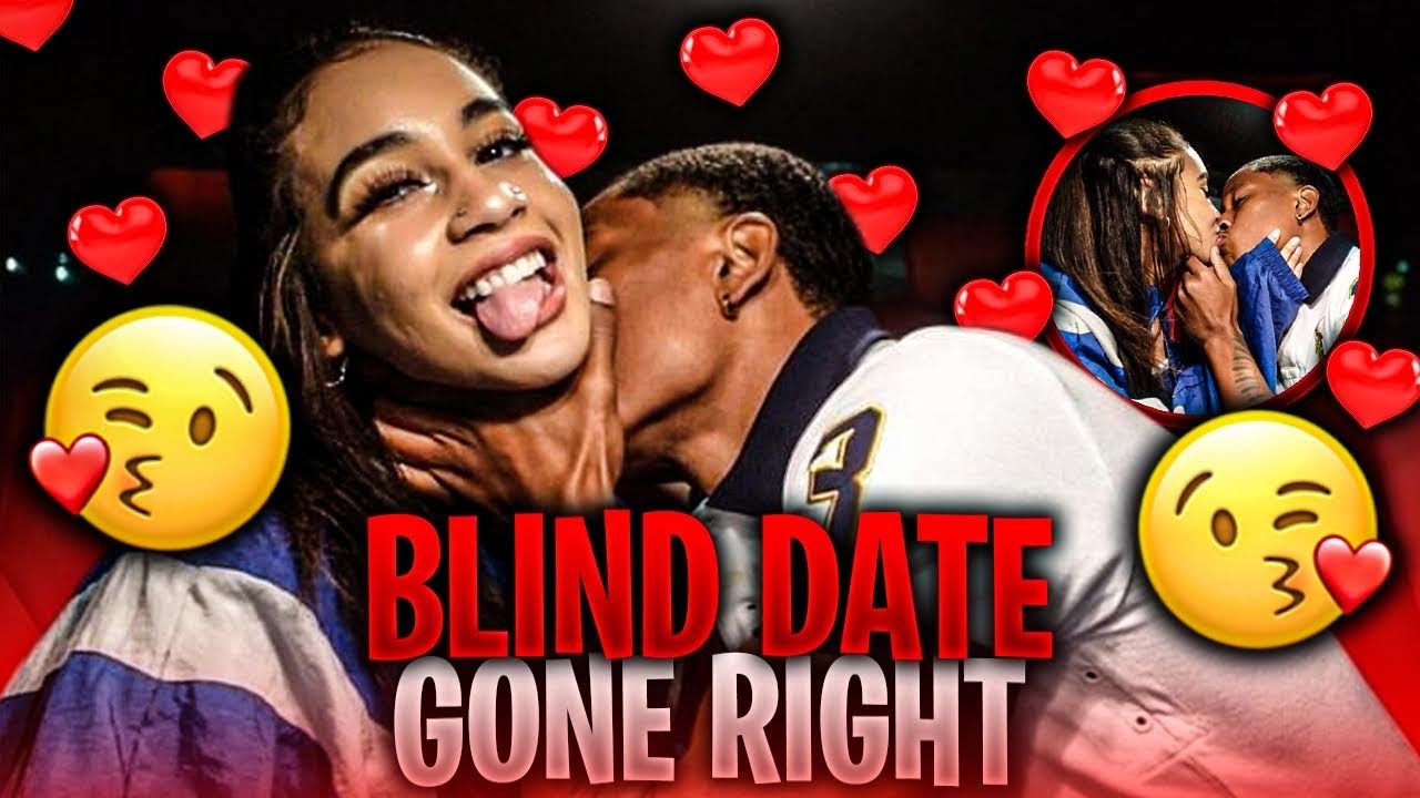 WE SET OUR FR3AKY FRIENDS ON A BLIND DATE TOGETHER... *GONE RIGHT*