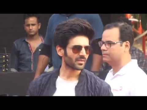 The Launch Of Tunnel Twister With Kartik Aaryan At