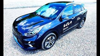 Este aceasta cea mai buna masina electrica din Romania? KIA eNiro 150 kW Future 2021