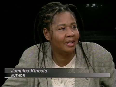 African-American Literature: Henry Louis Gates, Jamaica Kincaid and Nellie McKay (1997)