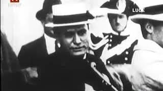 Benny lo Svitato di Predappio (con Benito Mussolini)