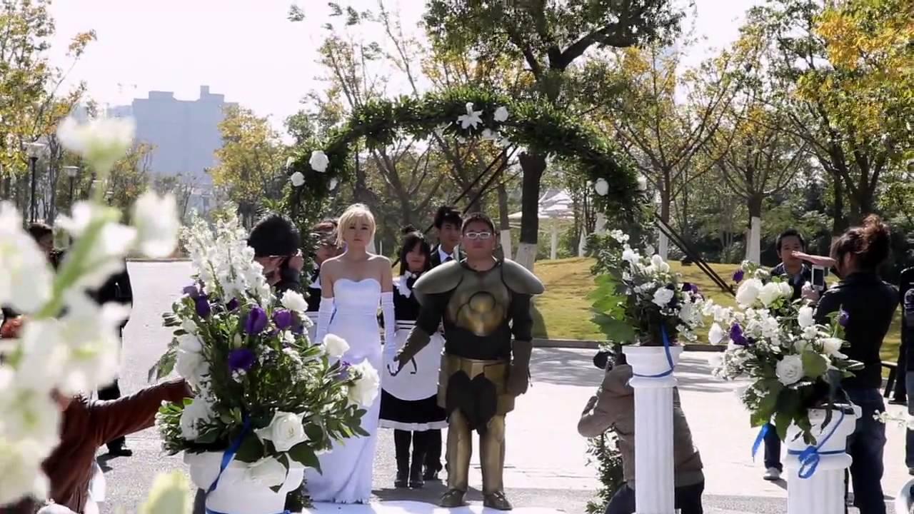 Cosplay Wedding Youtube