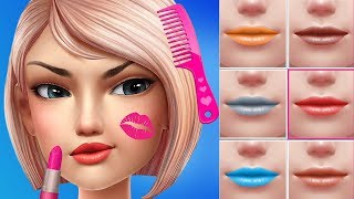 Fun Teen Girls Makeup Dress Up Super Stylist Fashion Hair Style Makeover Kids & Girls Games