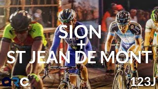TOP 15 EN 1ERE CATÉGORIE | DATA + SPRINT | SION + ST JEAN DE MONT 123J
