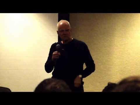 """Malcolm McDowell: The story behind """"Singin' in the Rain."""""""