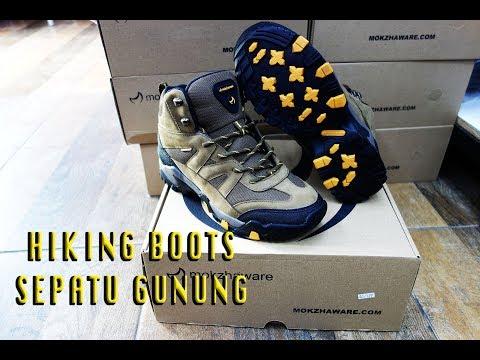 SEPATU GUNUNG MOKZHAWARE SDF HIKING BOOTS