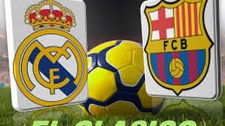 Реал Мадрид - Барселона / Real Madrid - Barcelona / ИСПАНИЯ / Примера / 23.04.17