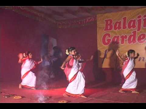 duno dance by Lubaina,harshini,Tanushka and roshini