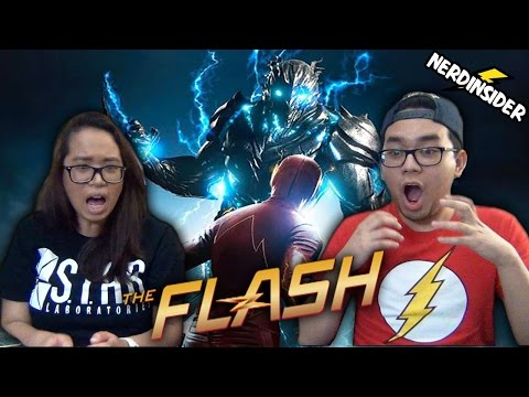 THE FLASH Season 3 Episode 19 Once And FUTURE FLASH REACTION & REVIEW