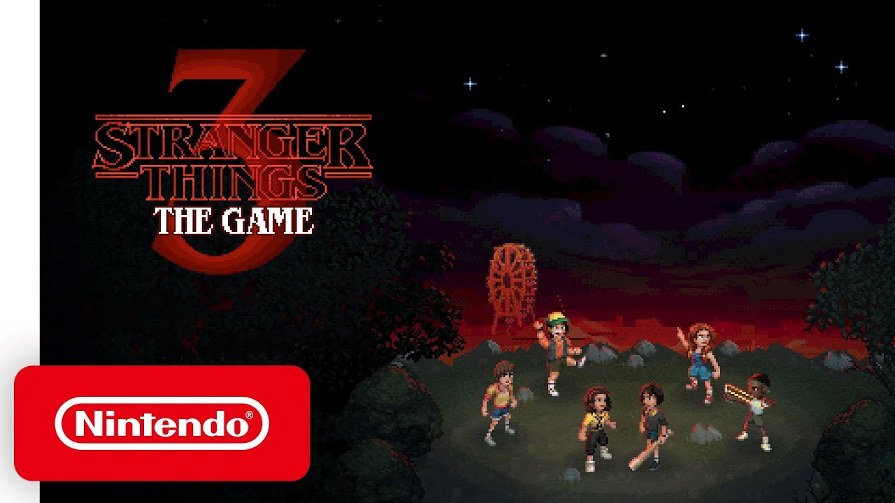 Games review: Stranger Things 3: The Game aims for tie-in nostalgia