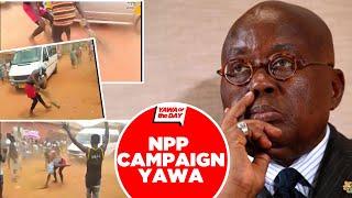 😂😂😂 Yawa At NPP Campaign Rally😂😂😂😂😂😂